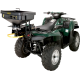 Dispozitiv electric Moose Plow imprastiere ATV